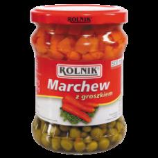 Rolnik - Carrots and Peas 500ml