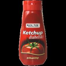 Rolnik - Diabelski Ketchup 500ml
