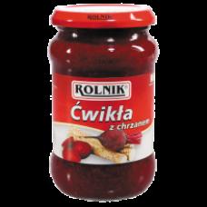 Rolnik - Horseradish with Beetroot 370ml