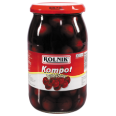 Rolnik - Cherry Compote 900ml
