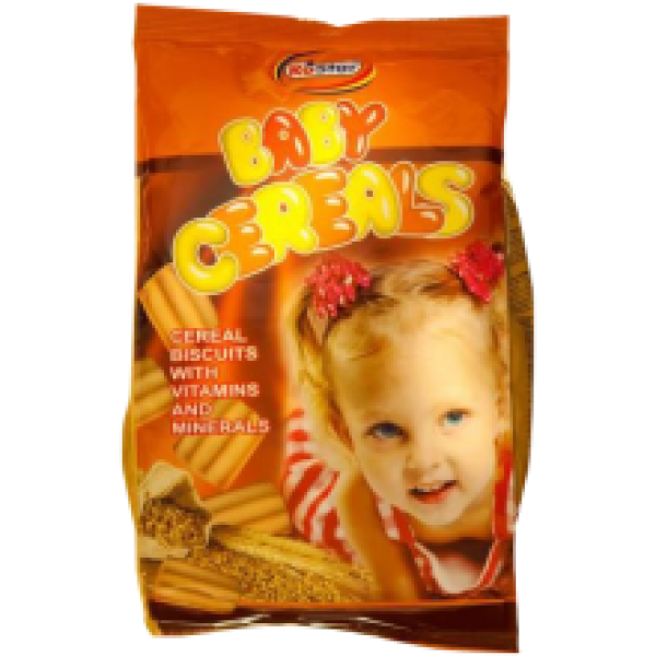 Rostar - Baby Star Cereals Biscuits / Baby Star Cereale 180g