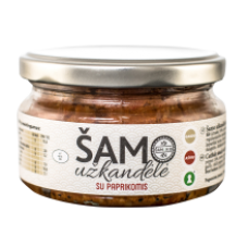 Samukis - Catfish Snack with Bell Pepper 190g
