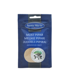 Santa Maria - Black Pepper Powder 16g