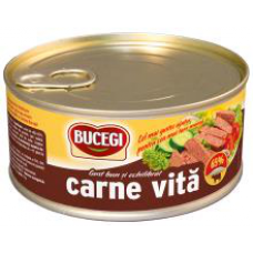 Scandia - Bucegi Luncheon Meat Beef / Carne Vita 300g