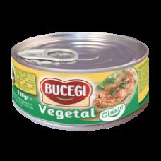 Scandia - Bucegi Vegetarian Pate / Pasta Vegetala Tartinabila 120g EO