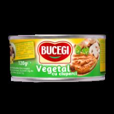 Scandia - Bucegi Vegetarian Pate with Mushrooms / Pasta Vegetala Tartinabila cu Ciuperci 120g EO