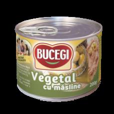 Scandia - Bucegi Vegetarian Pate with Olives / Pasta Vegetala Tartinabila cu Masline 200g EO