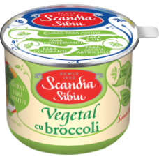 Scandia Sibiu - Vegetable Appetizers with Broccoli / Aperitiv Vegetal cu Brocoli 200g EP