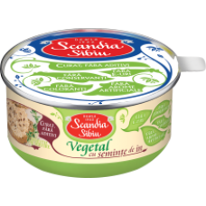 Scandia Sibiu - Vegetable Appetizers with Flax Seeds / Aperitiv Vegetal cu Seminte de in 120g EP