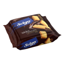 Selga - Chocolate Flavour Wafers 180g