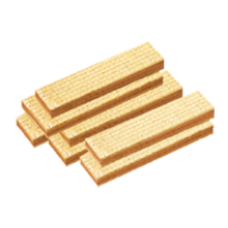 Selga - Chocolate Flavour Wafers 3.6kg