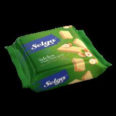 Selga - Hazelnut Flavour Wafers 180g