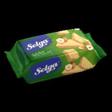 Selga - Hazelnut Flavour Wafers 90g
