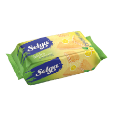 Selga - Lemon Flavour Wafers 90g