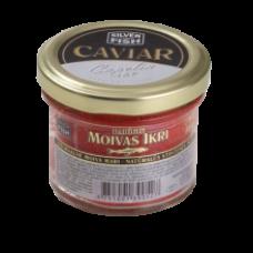 Silver Fish - Capeline Caviar Red Glass 100g