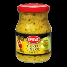 Spilva - Cucumber-Mustard Salad 390g