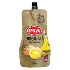 Spilva - Original Mayonaise 250ml