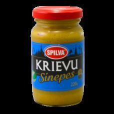 Spilva - Russian Mustard 220ml