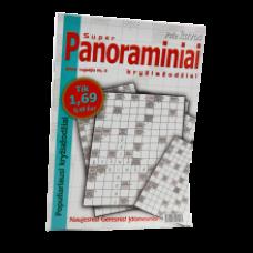 Super Panoraminiai - Lithuanian Crosswords
