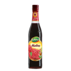 Lowicz - Raspberry Syrup 400ml