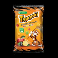 TBM - Tygryski Fruits Flavour Corn Sticks 70g