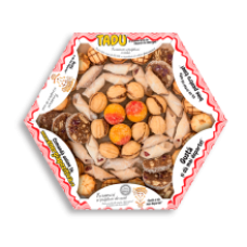 Tadu - Medallion with Nuts / Medalion cu Nuci 900g
