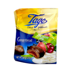 Tago - Gingerbread with Multi Fruit Filling 160g