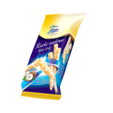 Tago - Roll Wafers with Coconut Filling 150g