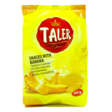Taler - Talers with Banana 135g