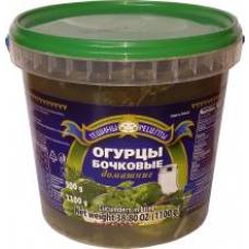 Teshchiny Recepty - Bockovyje Cucumbers in Brine 1L