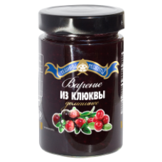 Teshchiny Recepty - Cranberry Jam 340g