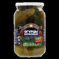Teshchiny Recepty - Domashnyje Sour Cucumbers 900ml
