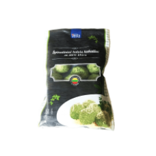 Vesta - Spinach and Potatoes Balls with Cheese Filling 500g