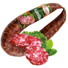 Vigesta - Kaimiska Cold Smoked Sausage kg (~400g)