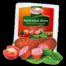 Vigesta - Naturalaus Dumo Hot Smoked Sausages kg (~600g)