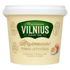 Vilnius - Lithuanias First Mayonnaise 1L