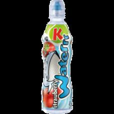 Kubus Waterrr - Strawberry Flavour Drink 500ml