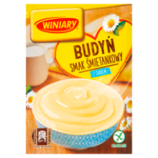 Winiary - Cream Flavour Pudding 60g