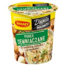 Winiary - Danie w 5 Min Potato Puree with Croutons & Onion 59g