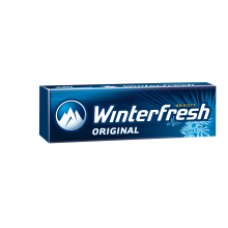 Wrigleys - Winterfresh Chewing Gum 14g
