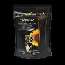 Y.E.S. - Roasted Black Sunflower Seeds 150g