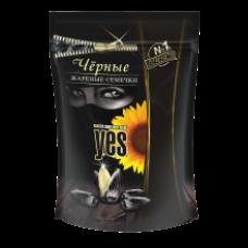Y.E.S. - Roasted Black Sunflower Seeds 300g