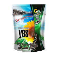 Y.E.S. - Roasted Striped Sunflower Seeds 300g