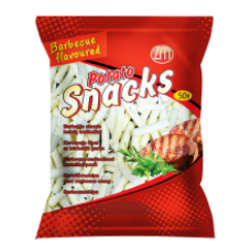 ZM - Barbecue Flavour Potato Chips 50g