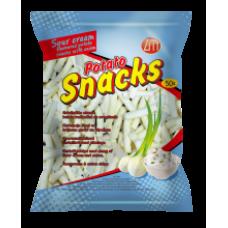 ZM - Sour Cream & Onion Flavour Potato Chips 50g