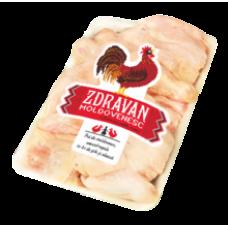 Zdravanul Moldovenesc - Free Range Chicken Lower Back / Spinari Congelate kg (~1kg)