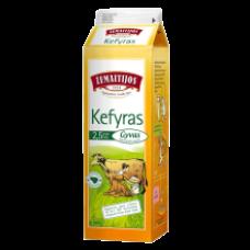 Zemaitijos - Kefyr 2.5% Fat 1L