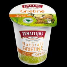 Zemaitijos - Sour Cream 30% Fat 400g