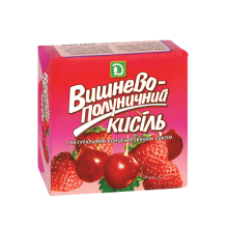 Zerno - Kissel Cherry and Strawberry Flavor 180g