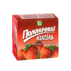 Zerno - Kissel Strawberry Flavor 180g